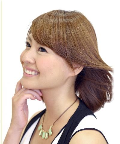 東京都の女性イメージ